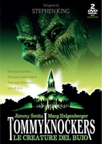 TOMMYKNOCKERS - LE CREATURE DEL BUIO (STEPHEN KING - 2 DVD BOX C