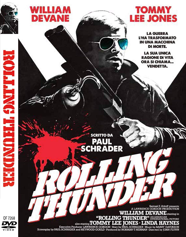 ROLLING THUNDER (DVD)