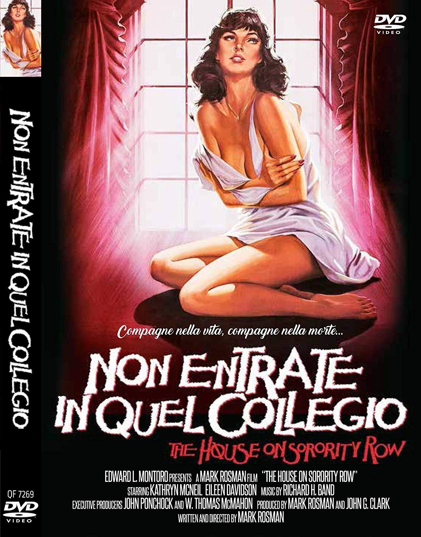 NON ENTRATE IN QUEL COLLEGIO (DVD)