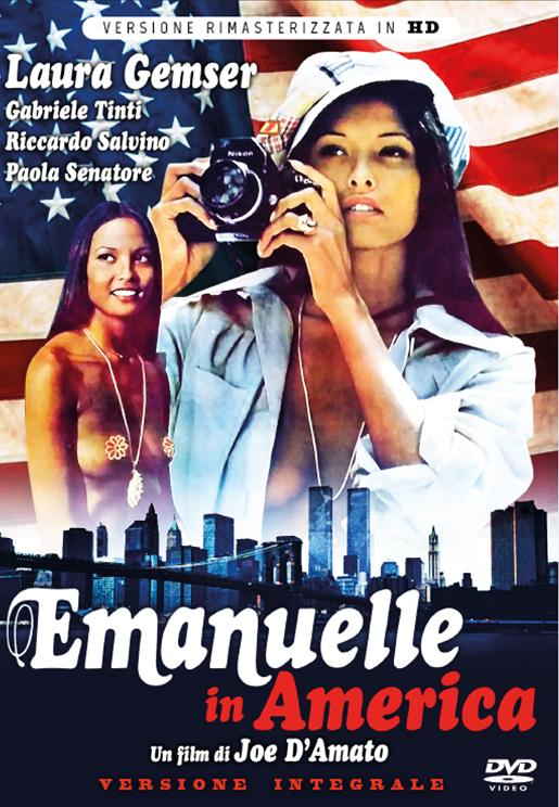 EMANUELLE IN AMERICA VERSIONE INTEGRALE (V.M. 18 ANNI) (DVD)