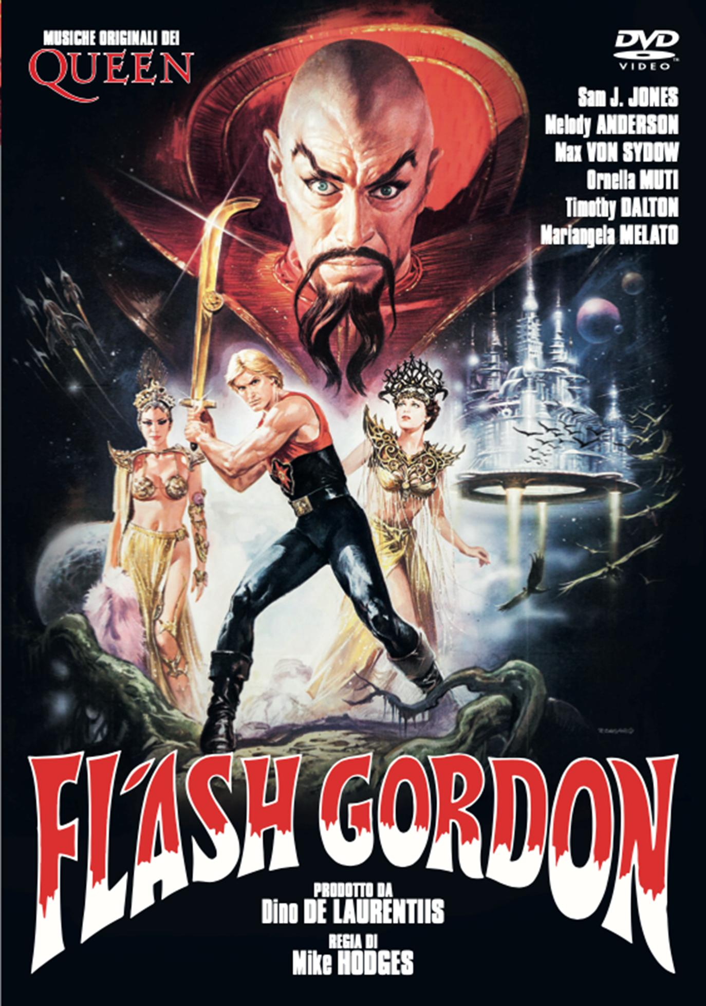 FLASH GORDON - 1980 (DVD)