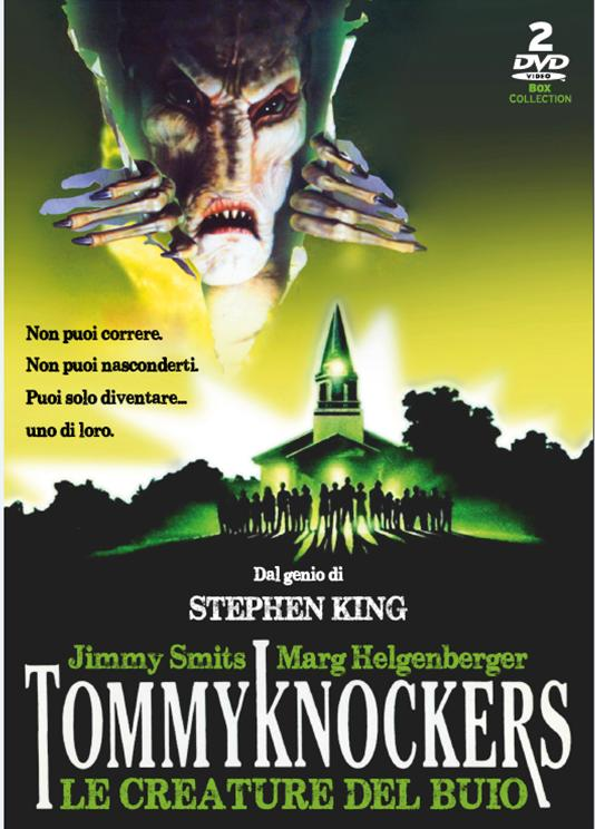 TOMMYKNOCKERS - LE CREATURE DEL BUIO (STEPHEN KING - 2 DVD BOX C