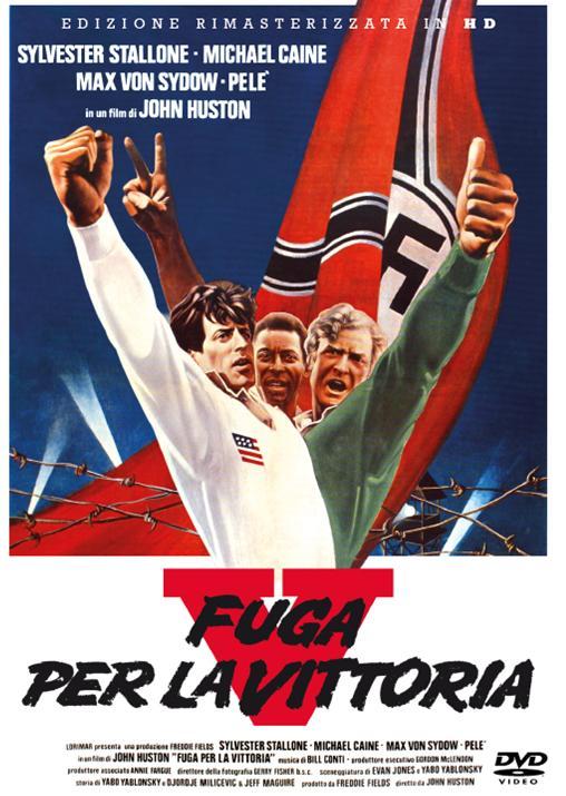 FUGA PER LA VITTORIA - VERSIONE RIMASTERIZZATA IN HD (DVD)