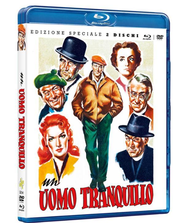 UN UOMO TRANQUILLO COMBO PACK [DVD+BLU-RAY]