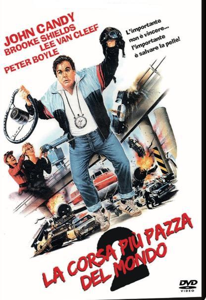 LA CORSA PIU' PAZZA DEL MONDO N. 2 (DVD)