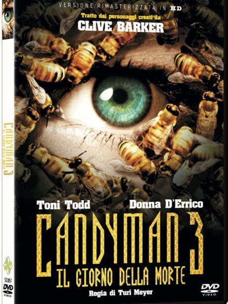 CANDYMAN III : IL GIORNO DELLA MORTE ( RIMASTERIZZATO IN HD) (D
