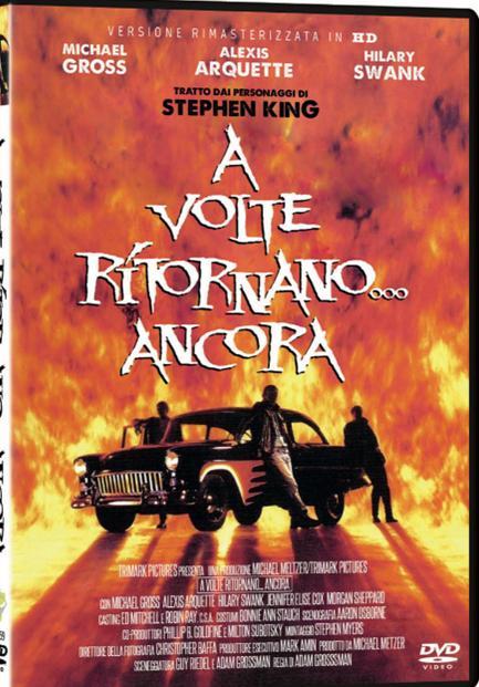 A VOLTE RITORNANO ANCORA ( RIMASTERIZZATO IN HD) (DVD)