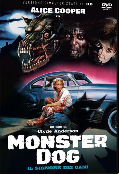 MONSTER DOG ( RIMASTERIZZATO IN HD) (DVD)