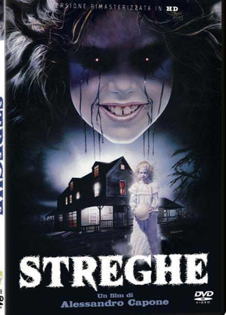STREGHE ( RIMASTERIZZATO IN HD) (DVD)