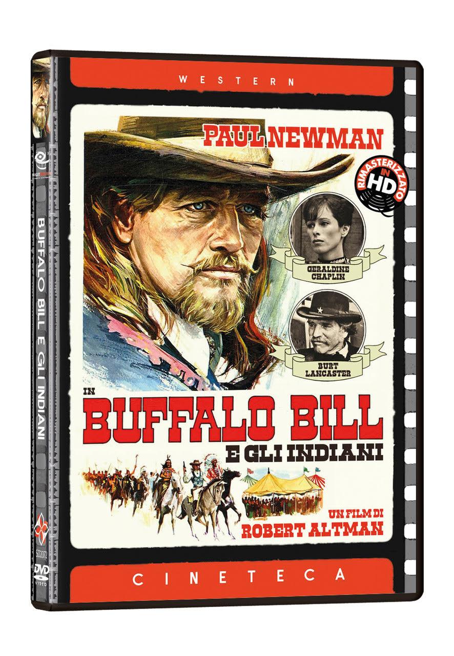 BUFFALO BILL E GLI INDIANI (DVD)
