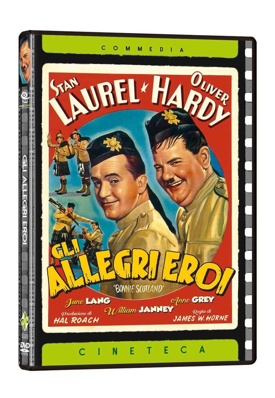 ALLEGRI EROI (DVD)