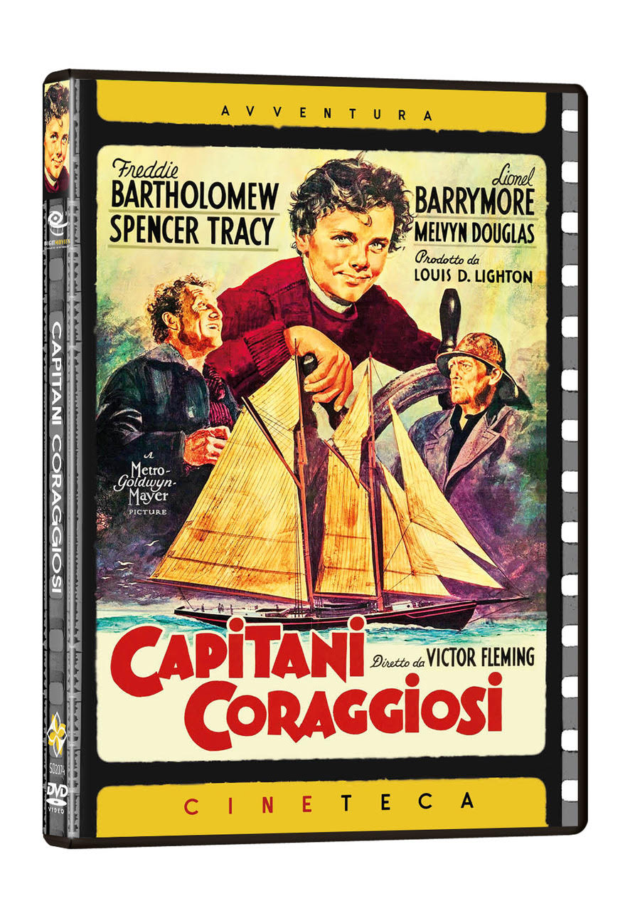 CAPITANI CORAGGIOSI (DVD)