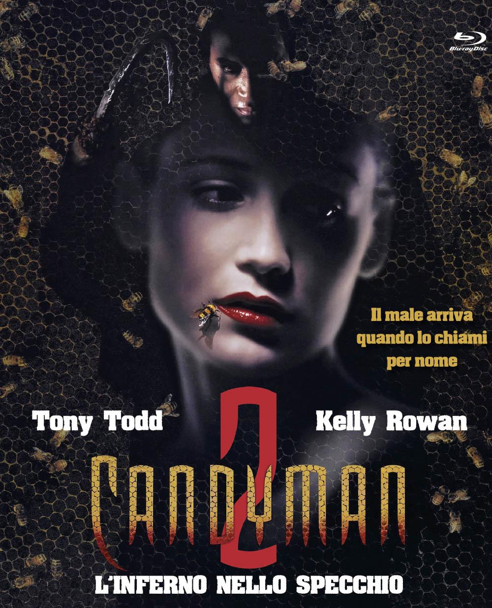 CANDYMAN 2 L'INFERNO NELLO SPECCHIO (BLU-RAY)