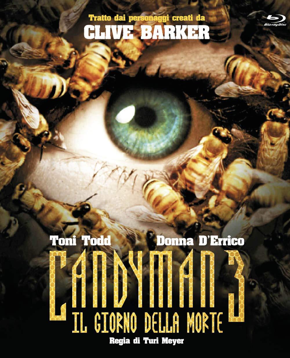 CANDYMAN 3 CANDYMAN - IL GIORNO DELLA MORTE ( IN HD) - BLU RAY
