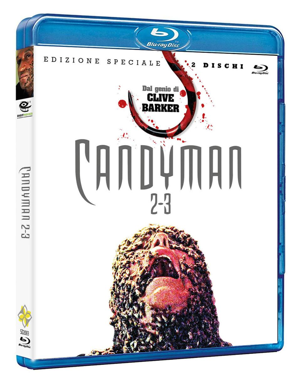 COF.CANDYMAN 2 & 3 - 2 BLU RAY