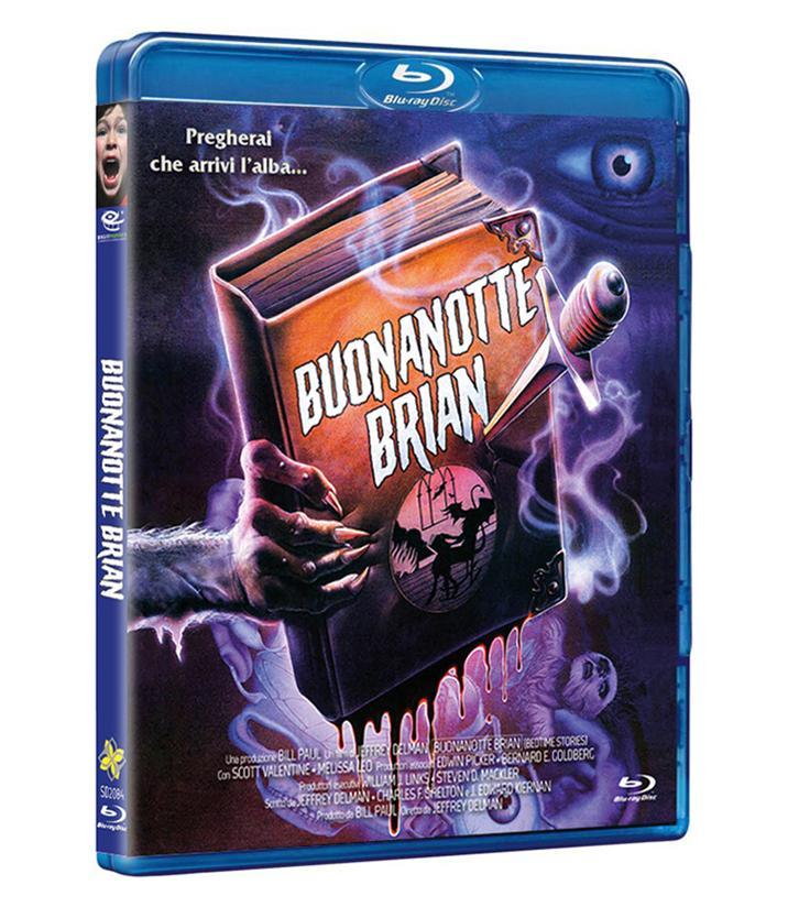 BUONA NOTTE BRIAN - BLU RAY