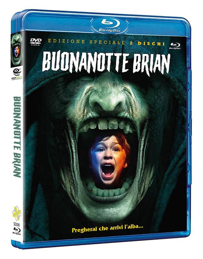 BUONANOTTE BRIAN COMBO PACK - DVD + BLU RAY