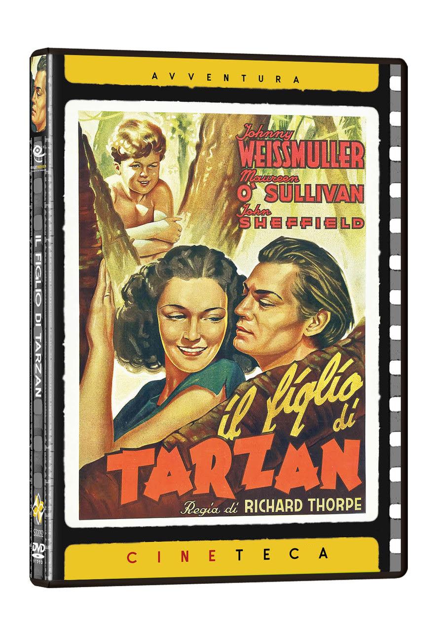 IL FIGLIO DI TARZAN (DVD)