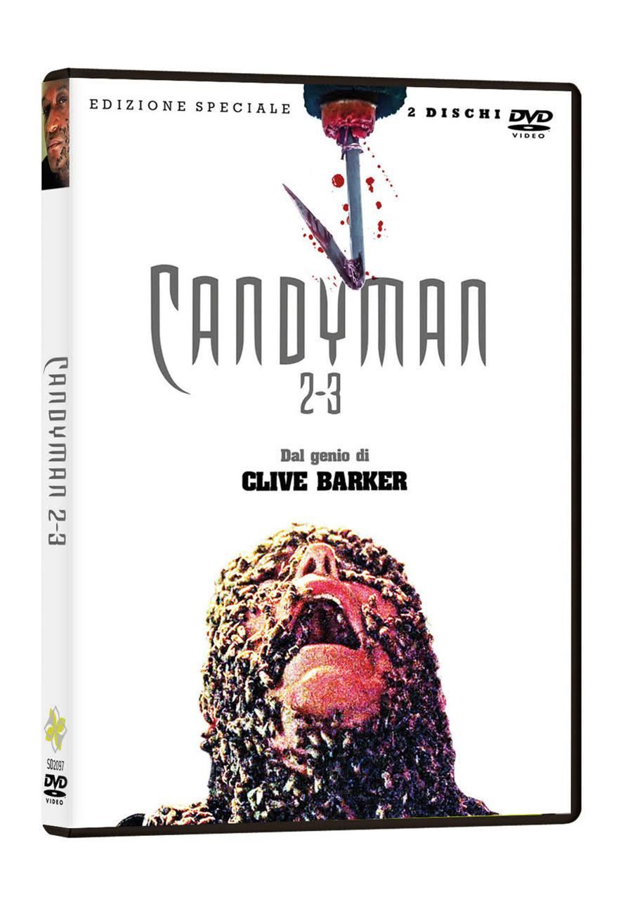 COF.CANDYMAN 2 & 3 [2 DVD] (DVD)
