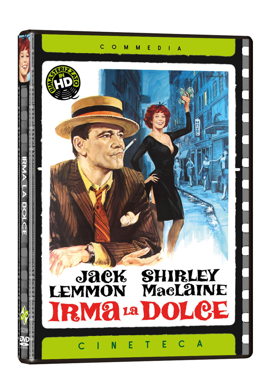 IRMA LA DOLCE (DVD)