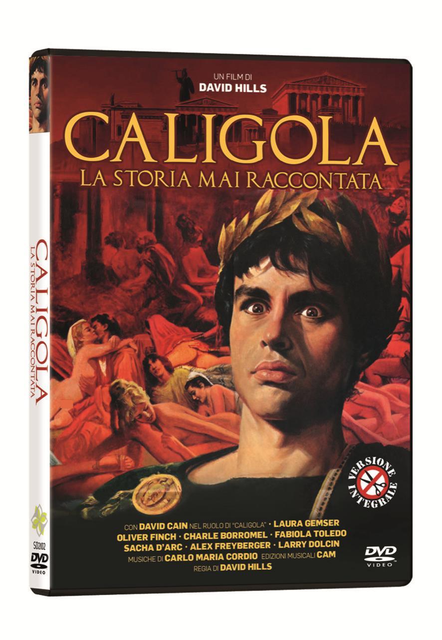 CALIGOLA LA STORIA MAI RACCONTATA (V.M. 18 ANNI) (DVD)