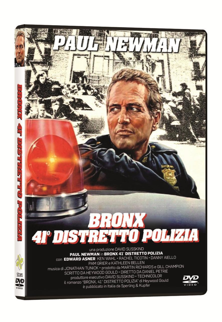 BRONX - 41 DISTRETTO DI POLIZIA (DVD)