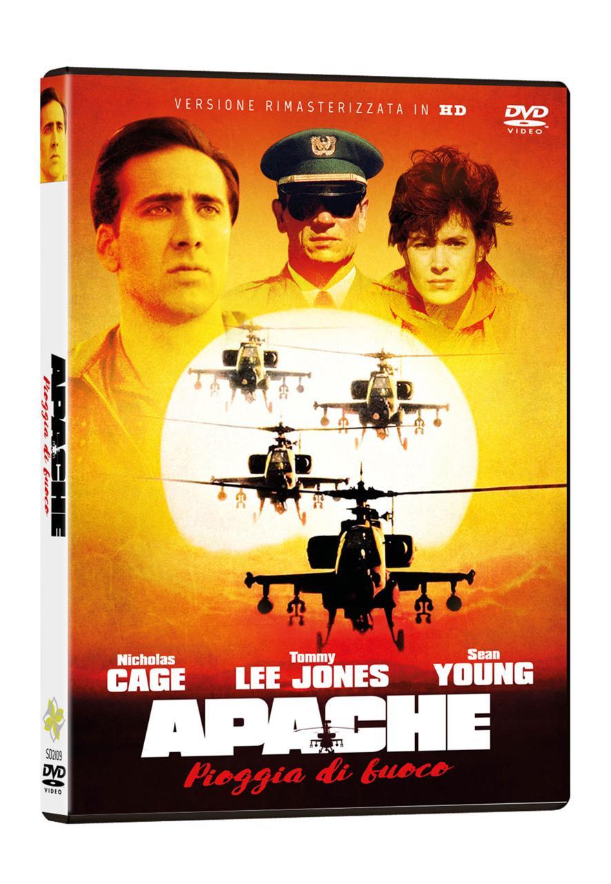 APACHE - PIOGGIA DI FUOCO (DVD)