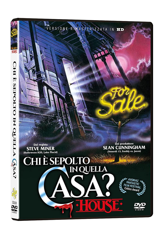 CHI E' SEPOLTO IN QUELLA CASA? (DVD)