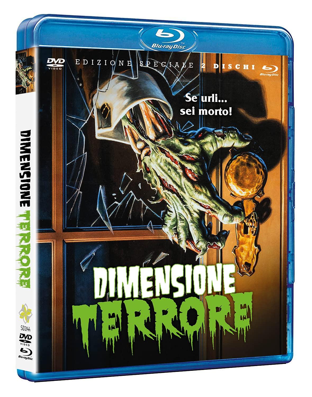 DIMENSIONE TERRORE (COMBO BOX DVD+BRD)