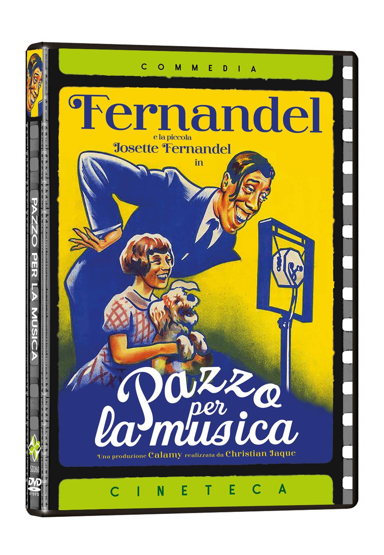 PAZZO PER LA MUSICA (DVD)