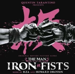 THE MAN WITH THE IRON FISTS -INSTRUMENTAL (CD)