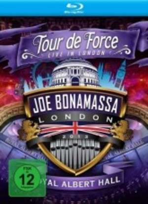 JOE BONAMASSA - ROYAL ALBERT HALL (BLU-RAY)