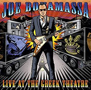 JOE BONAMASSA - LIVE AT THE GREEK THEATRE -2CD (CD)