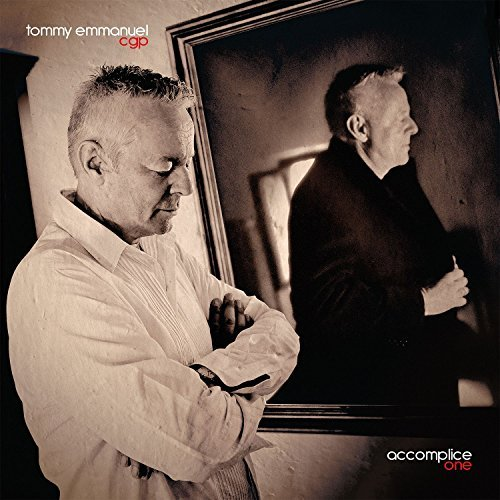 TOMMY EMMANUEL - ACCOMPLICE ONE (CD)
