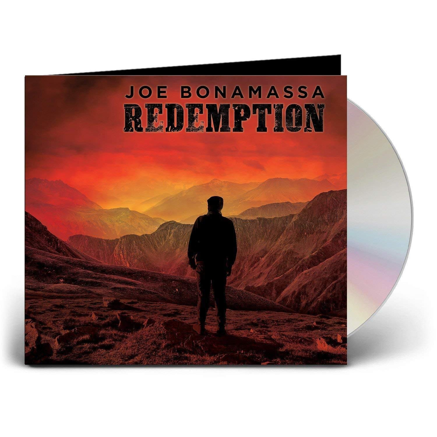 JOE BONAMASSA - REDEMPTION (DELUXE) (CD)