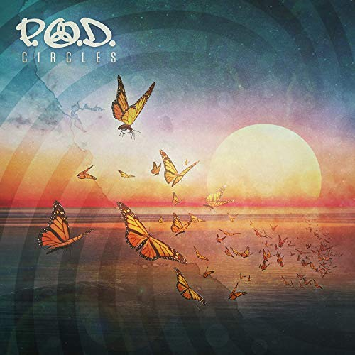 P.O.D. - CIRCLES (CD)