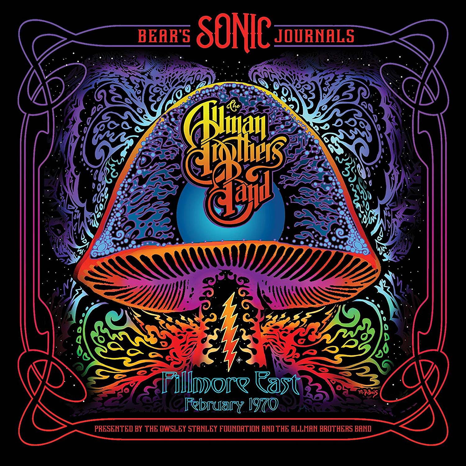 ALLMAN BROTHERS BAND (THE) - FILLMORE EAST FEBRUARY 1970 (CD)