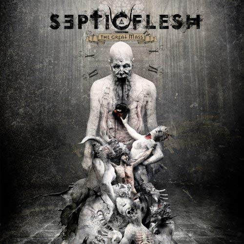SEPTICFLESH - THE GREAT MASS (CD)