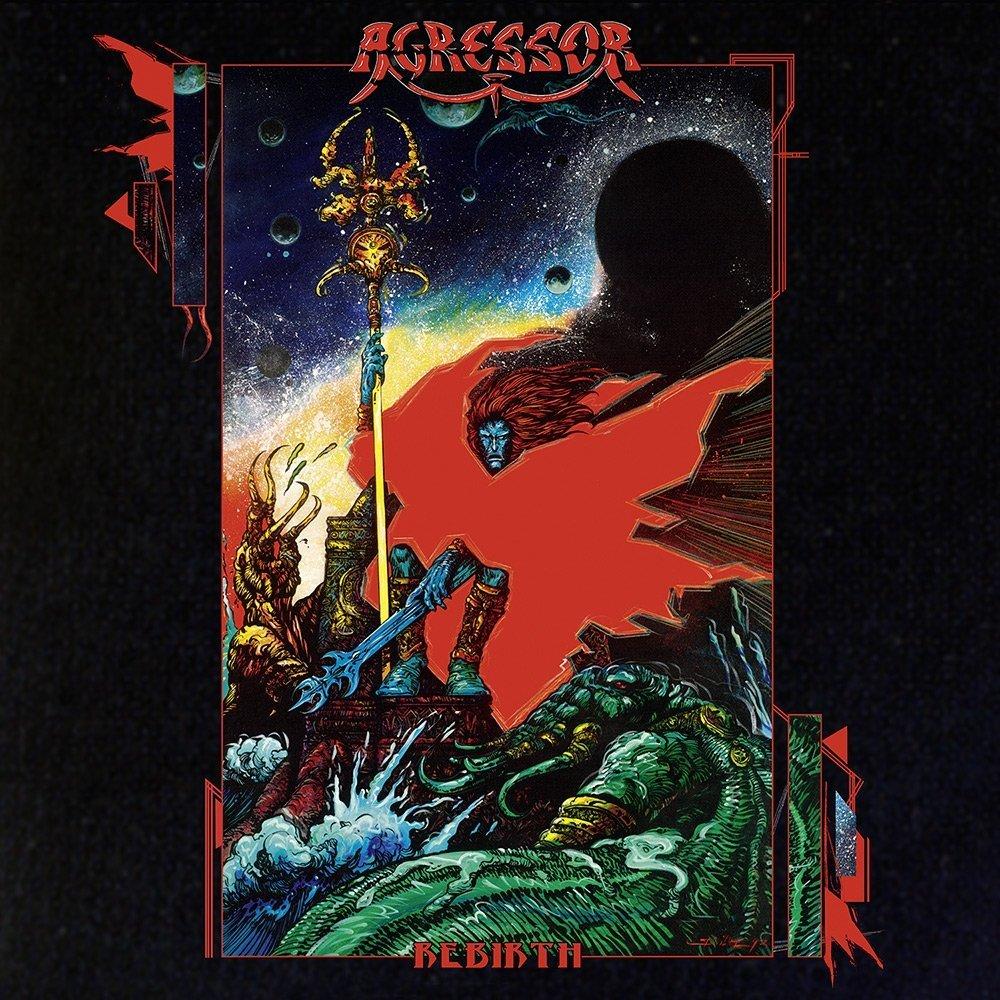 AGRESSOR - REBIRTH (2 CD) (CD)