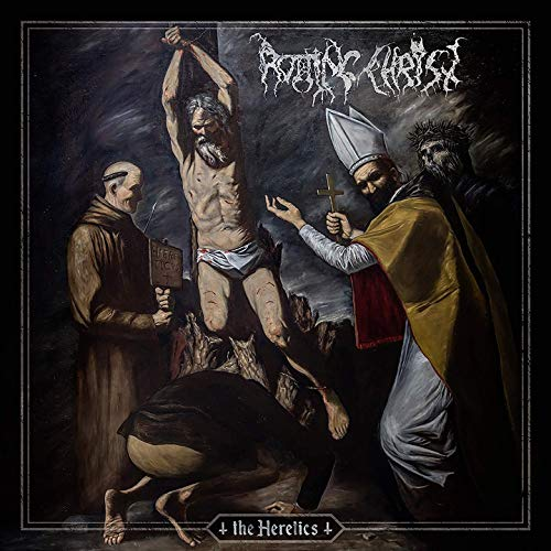 ROTTING CHRIST - THE HERETICS (CD)