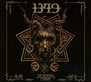1349 - THE INFERNAL PATHWAY (CD)