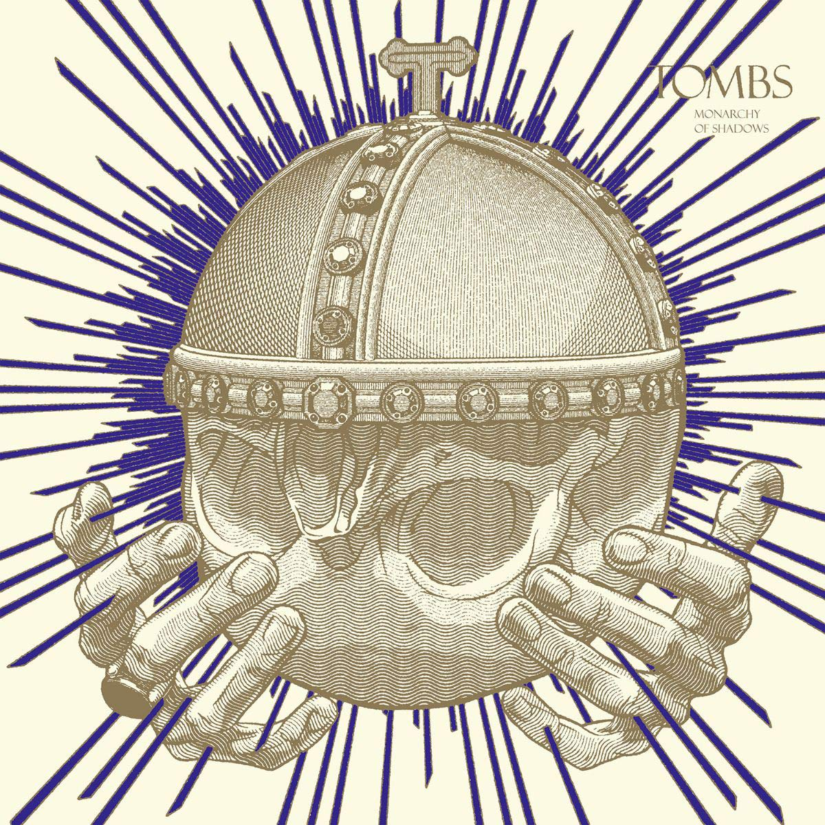 TOMBS - MONARCHY OF SHADOWS (CD)