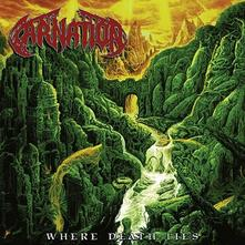 CARNATION - WHERE DEATH LIES (CD)