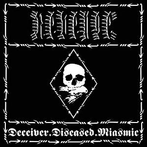 REVENGE - DECEIVER. DISEASED. MIASMIC CD, SINGOLO (CD)