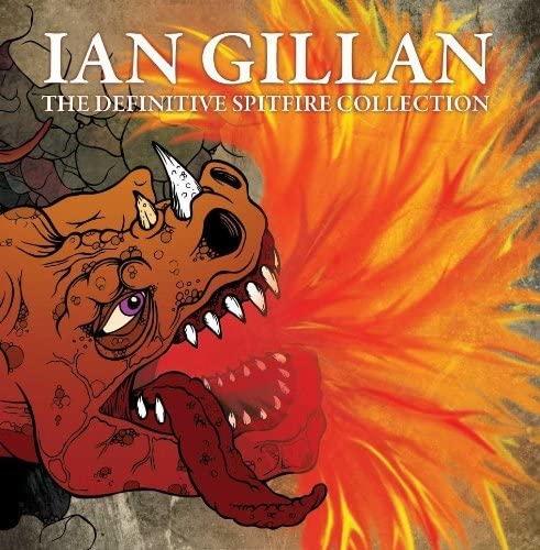 IAN GILLAN - THE DEFINITIVE SPITFIRE COLLECTION CD (CD)
