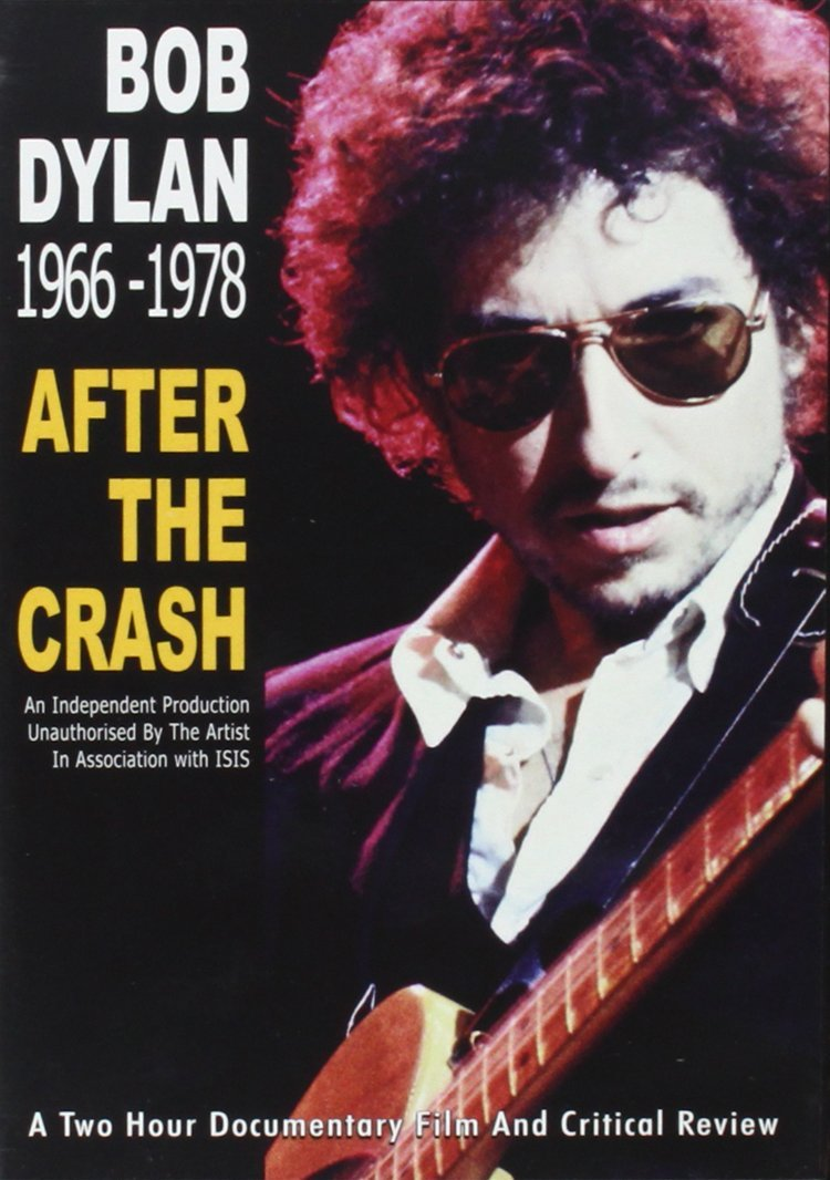 DYLAN BOB - AFTER THE CRASH 1966-1978 - DVD (DVD)