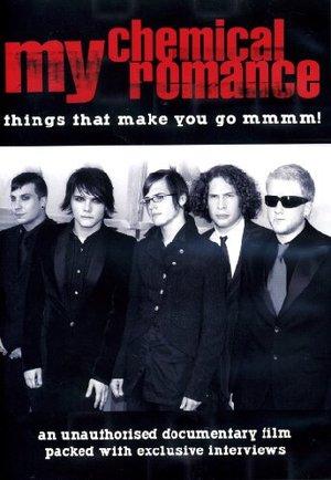 MY CHEMICAL ROMANCE - THINGS THAT MAKE YOU GO MMMM! (DVD)