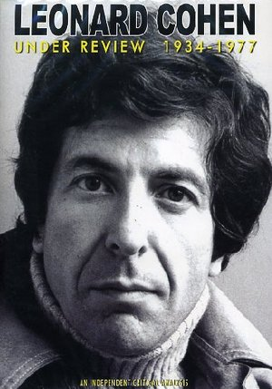 LEONARD COHEN - UNDER REVIEW 1934-1977 (DVD)