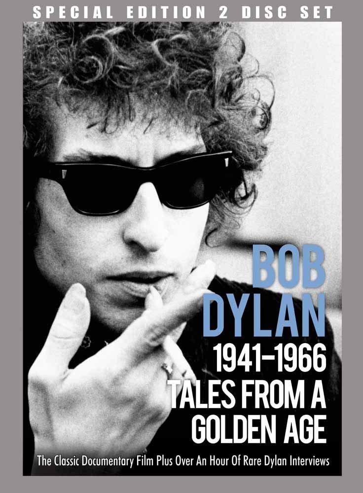 DYLAN BOB-1941-1966-TALES FROM A GOL - DVD (+CD) (DVD)