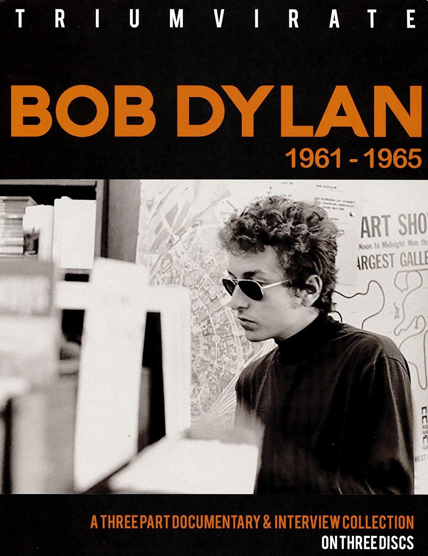 COF.BOB DYLAN - TRIUMVIRATE (3 DVD) (DVD)